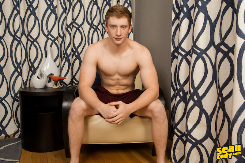 sporty jock in gay porn at SeanCody