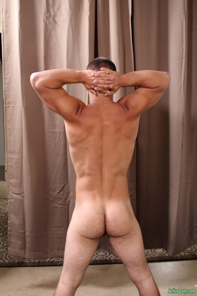 Military jerking with Scotty Dickenson at Activeduty.com