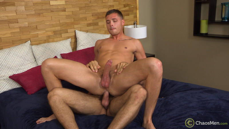 fucked by a straight man on video
