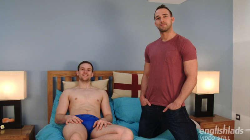 image Straight guys rub their cocks together gay